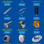 Calha vibratória usada